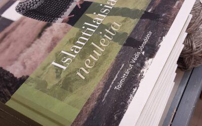 Huomio, huomio… Islantilaisia neuleita -kirjaa jälleen saatavilla!
