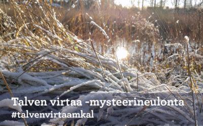 Käsityöohjeet ja -jutut: Talven virtaa -mysteerineulonta OSA 3 – Taitojärjestö